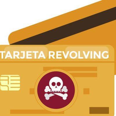 ¡Cuidado con las tarjetas revolving!